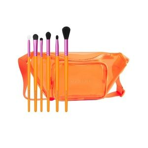 Other - Morphe VIP  6-Piece Brush Collection + Belt Bag